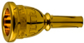 Denis Wick Steven Mead Ultra Euphonium Mouthpiece