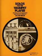 Beeler --- Solos for the Trumpet Player