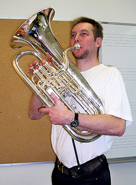 ERGObrass for Euphonium