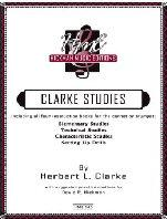 Clarke, H. L. -- Clarke Studies, Compiled by David Hickman