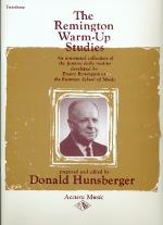 Hunsberger, Donald, ed. -- The Remington Warm-up Studies