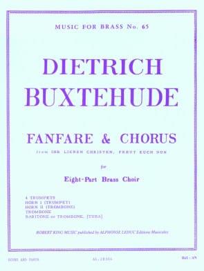 Adler -- Concert Piece for Brass Choir