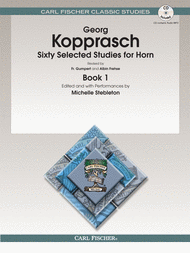 Kopprasch -- Sixty Selected Studies for French Horn, Book 1