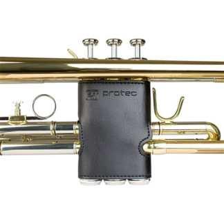 Pro Tec Leather Trumpet Valve Guard L226