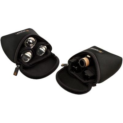 Pro Tec 3 Piece Neoprene Trombone Mouthpiece Case N265