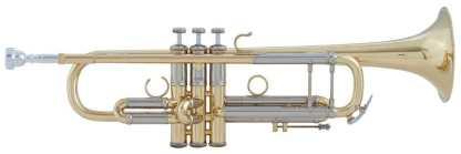 Bach Stradivarius Artisan Bb Trumpet
