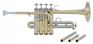 Bach Artisan Stradivarius A/Bb Piccolo Trumpet