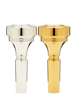 Curry 600 Series Trumpet Mouthpiece in Silver