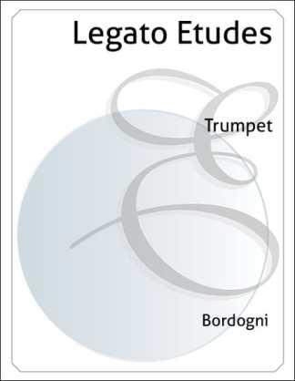 Bordogni -- Legato Etudes of Bordogni for Trumpet