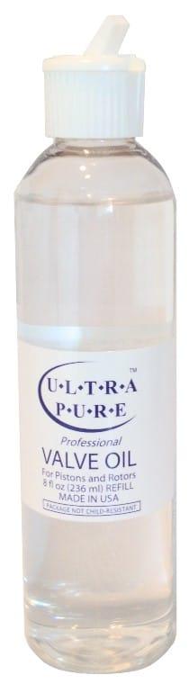Ultra Pure Valve Oil 8 oz. Refill Bottle