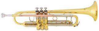 Bach TR500 Aristocrat Bb Trumpet