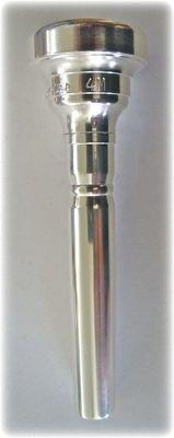 Warburton Standard Trumpet Backbore in Silver