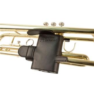 Pro Tec 6 Point Leather Trumpet Valve Guard L226SP