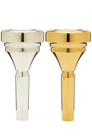 Denis Wick Classic Tuba Mouthpiece in Gold