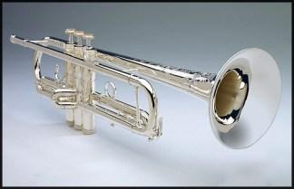 S.E. Shires B Flat Trumpet Model Doc Severinsen Destino III