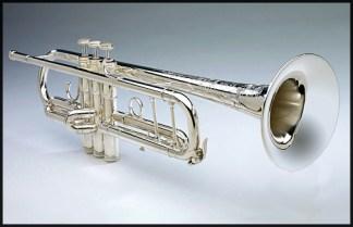 S.E. Shires B Flat Trumpet Model A
