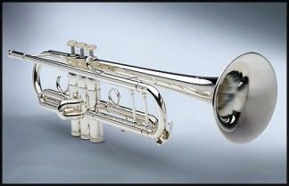 S.E. Shires B Flat Trumpet Q Series