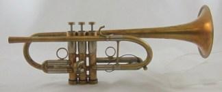 Monette STC 1 Prana C Trumpet SN 2091