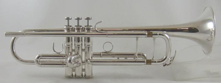 Yamaha YTR-9335NY Xeno Bb Trumpet SN 484422 - Thompson Music