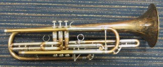 Bach New York Bass Trumpet