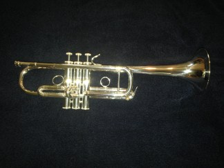 Larson GFT Silver Series C Trumpet