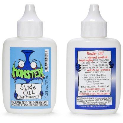 Monster Slide Oil