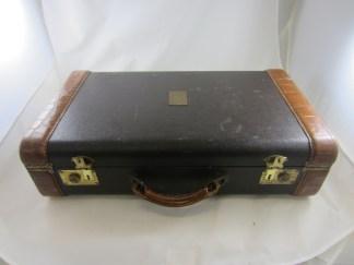 Vintage Bach Stradivarius Double Case