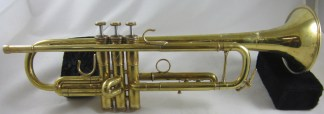 Shires CLW Bb Trumpet SN 1182