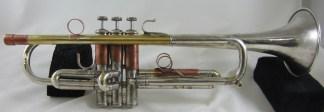 Ralph Schwartz-modified Bach 37 Stradivarius Bb Tpt