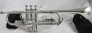 "Reynolds ""LB"" C Trumpet SN 53830"