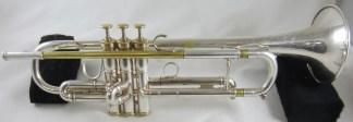 Used Marcinkiewicz Vermeer 3 Bb Trumpet SN 7593