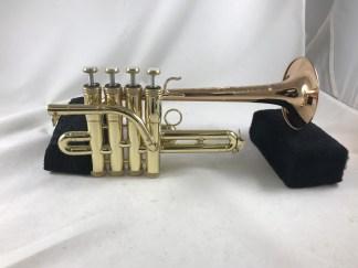 S.E. Shires Bb/A TR9R Piccolo Trumpet SN 2573