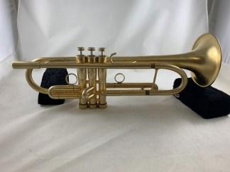 Used Monette Prana 3S Bb Trumpet SN 2414