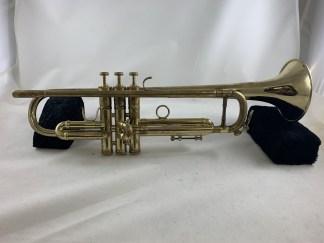 Used LA Benge 3ML Bb Trumpet SN 22628