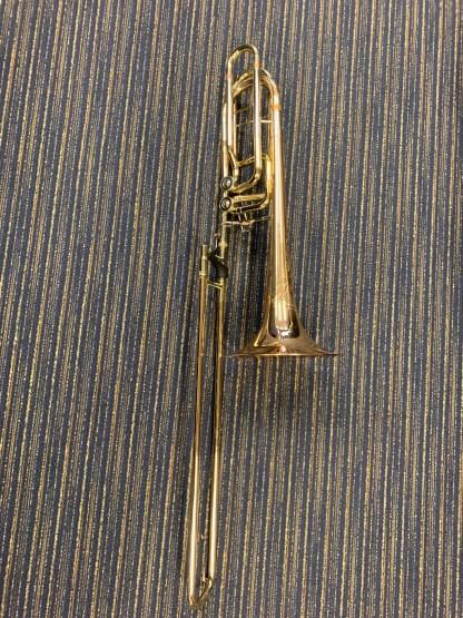 Used Conn 112H Bass Trombone SN F1710