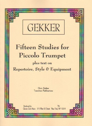 Hering -- Twenty-eight Melodies and Technical Etudes for Trumpet