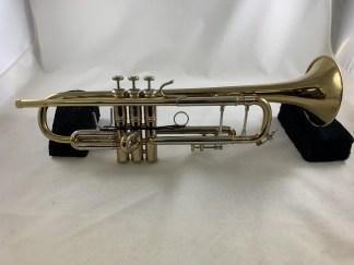 Bach Used LT180-37 Stradivarius Bb Trumpet SN 233915