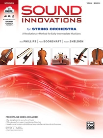 Sound Innovations Strings Bk 2