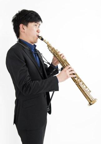 ERGOsax Soprano Sax Support
