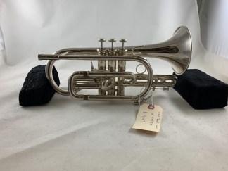 Used Bach Stradivarius 184G Cornet SN 545335