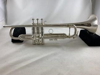 Used 1927 NY Bach Stradivarius Bb Trumpet SN 874