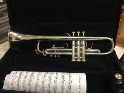 Ultrasonic Cleaning for Trumpet/Cornet