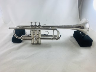 Used S.E. Shires 419 C Trumpet SN 723
