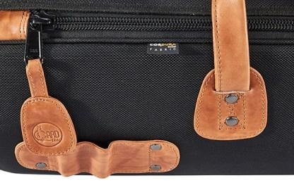 1-ESK GARD Elite Single Trumpet Gig Bag Synthetic/Leather Trim