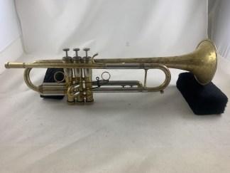 Used Monette Chicago Bb Trumpet SN 719