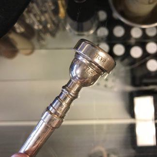 Used Stomvi Flex JTCVR 5 Series Trumpet Mouthpiece