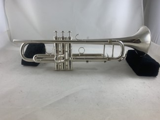 Used Calicchio 1s7 Bb Trumpet SN 4850