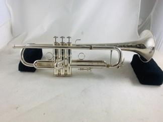 Used Bach Stradivarius LR190S-43B Bb Trumpet SN 739650