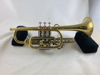 Used Mt. Vernon Bach Stradivarius 181ML Bb Cornet SN 13547