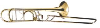 Greenhoe GC4-1Y Tenor Trombone